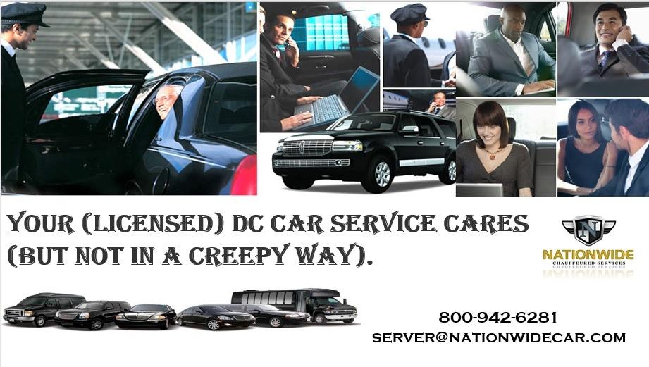 Black Car Service DC