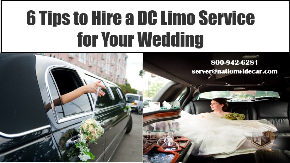 6 Tips To Hire A Dc Limo Service For Your Wedding 800
