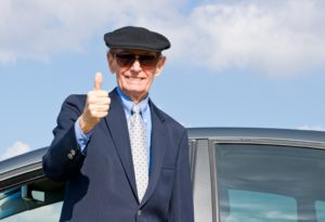 DC limo service driver Bradford