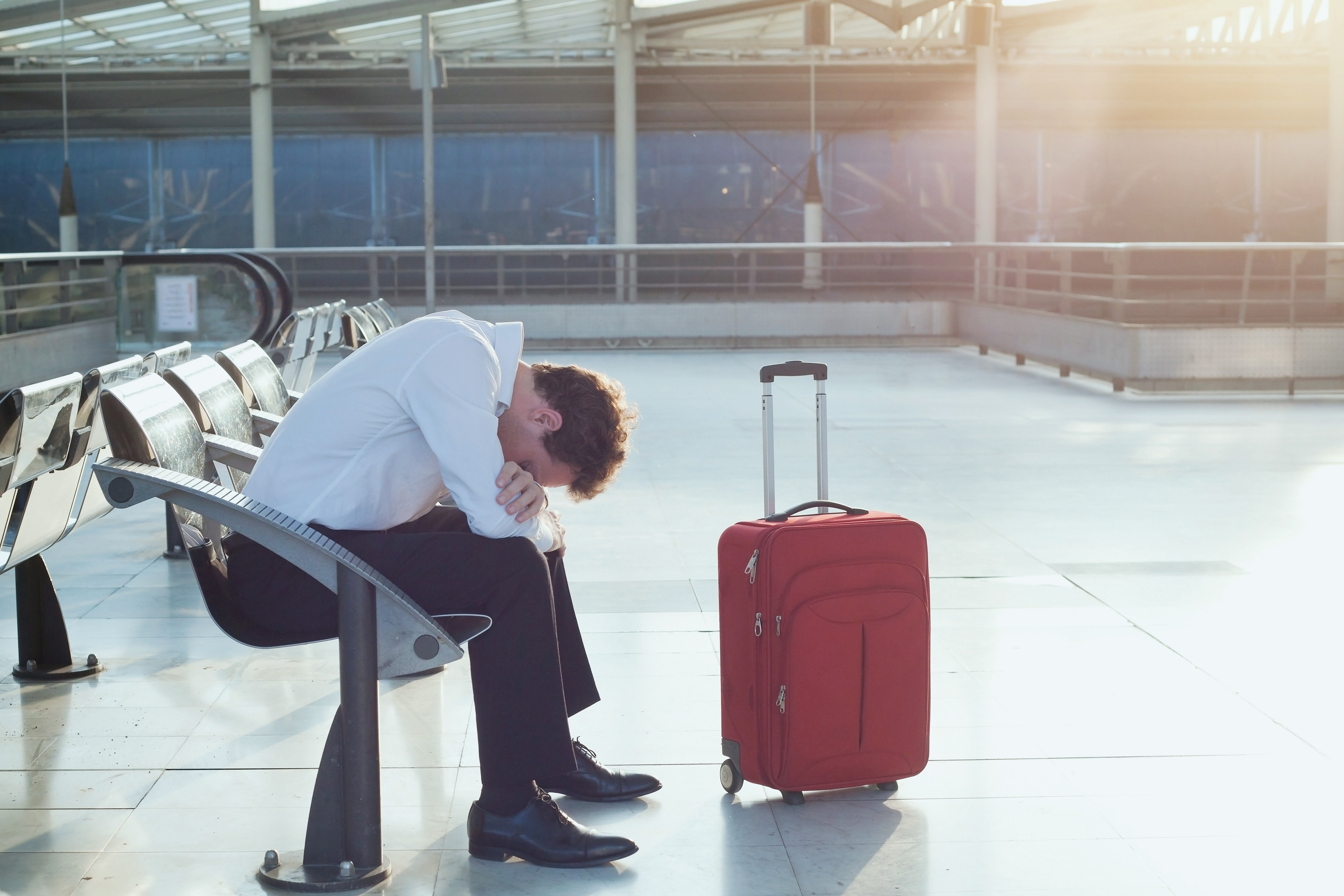 How To Deal with Flight Delays on Business Trips