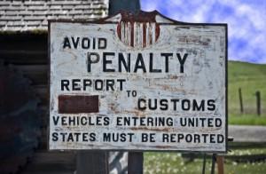 Dulles car service, get through customs