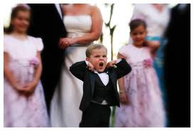 How to Have Calm Children at your Wedding