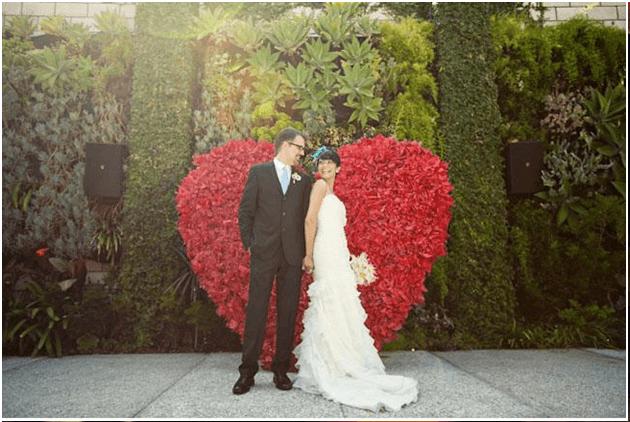 Wedding Dress and Slim Tux Challenge