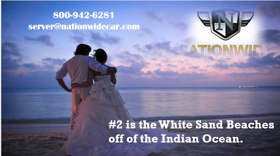 White Sand Beaches Wedding