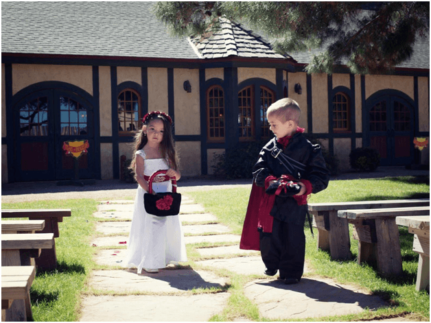 Medieval Wedding Ceremony Traditions 800 942 6281