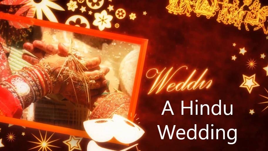 A Hindu Wedding