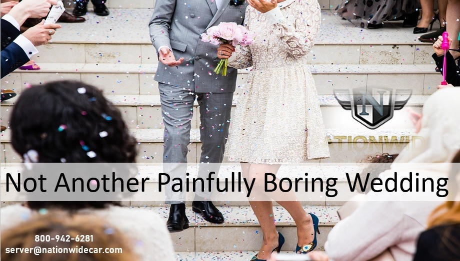 Not Another Painfully Boring Wedding