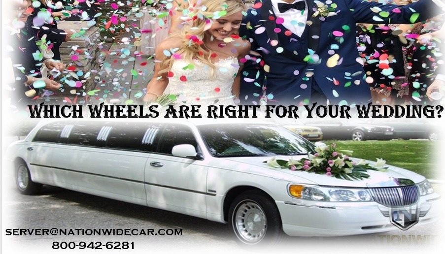 Which Wheels are Right for your Wedding?