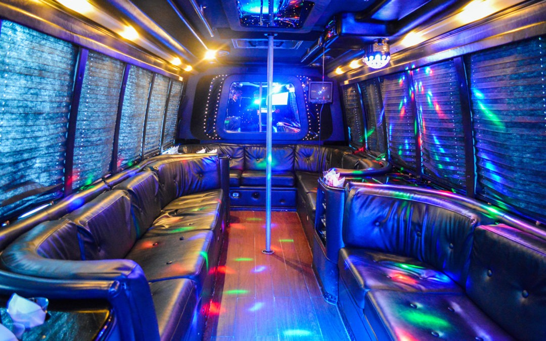 What is a DC Party Bus, Anyway? And What Goes on There?