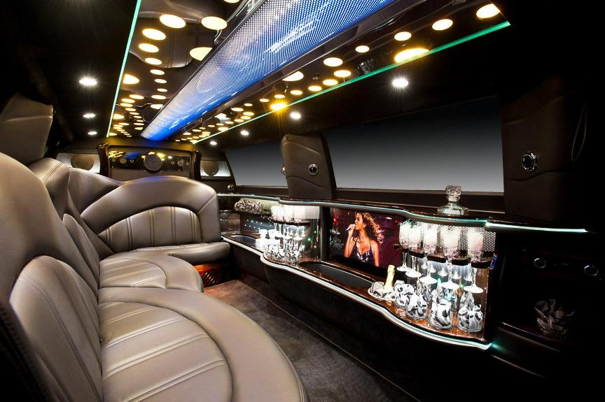 white mkt limo Dallas Limo Service