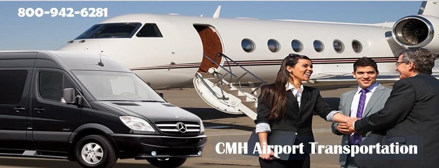 Columbus CMH Airport Shuttle Service