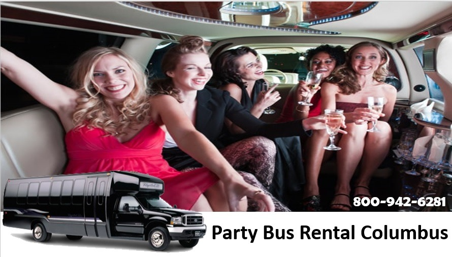 Party Bus Columbus GA