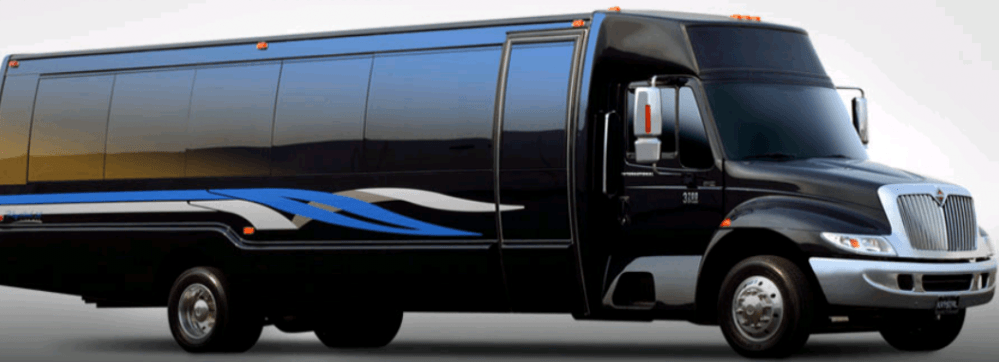 Milwaukee Party Bus Rental | Milwaukee Limo bus rental service