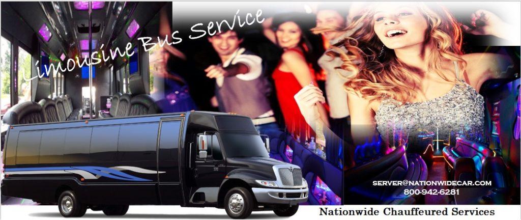 Limousine Bus Services