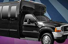 Minneapolis party bus rental service