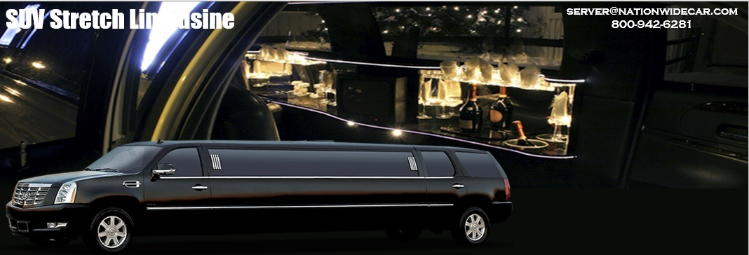 SUV Stretch Limos