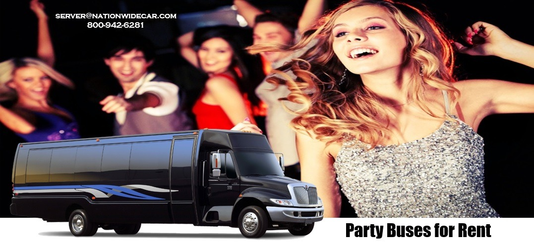 Atlanta Party Bus
