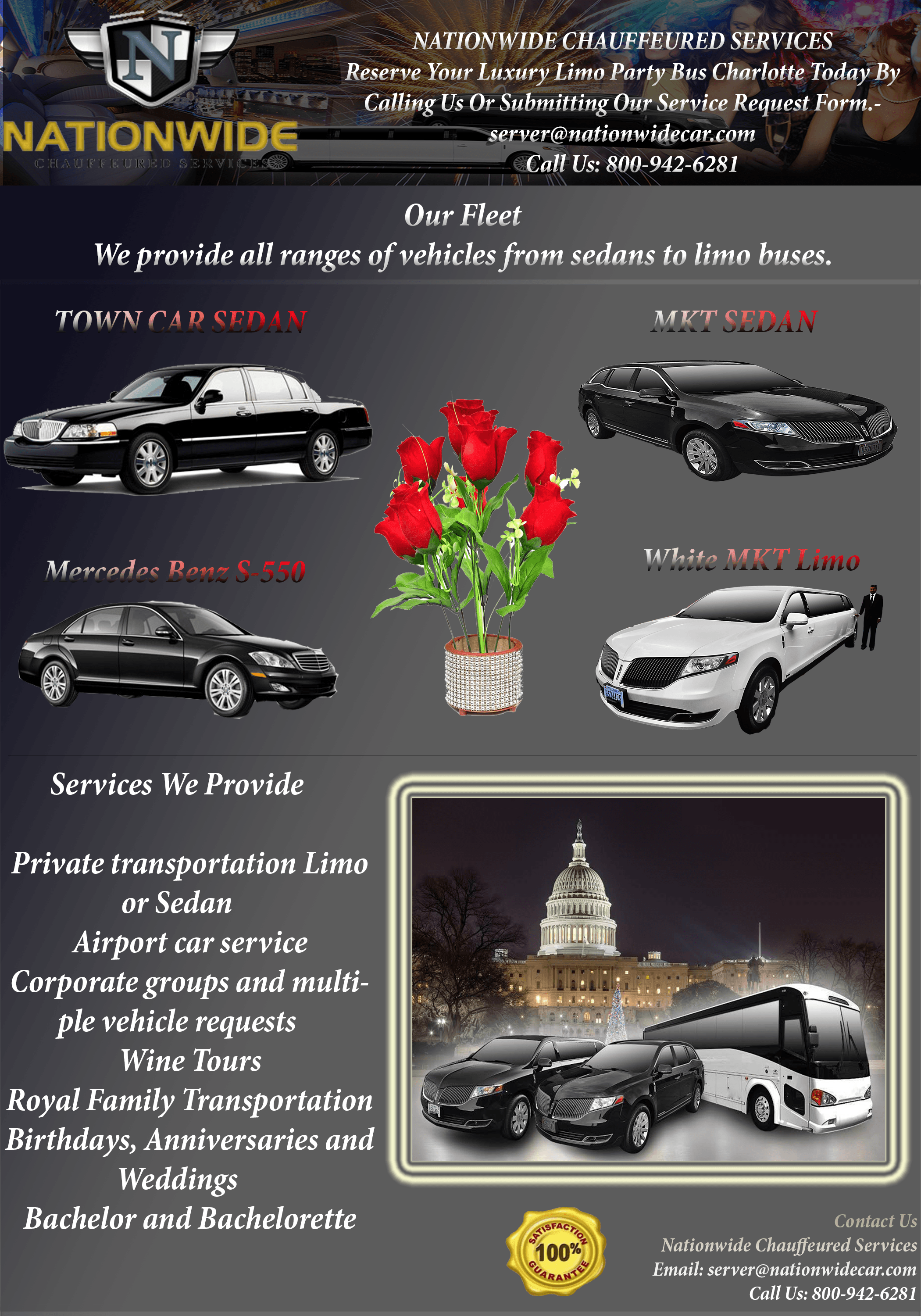 Cincinnati Airport Town Car Service