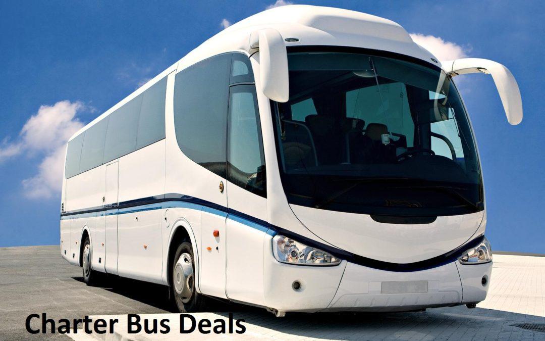 Charter Bus Deals