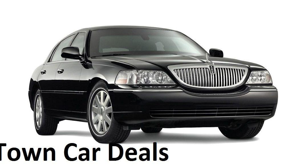 Town Car Deals