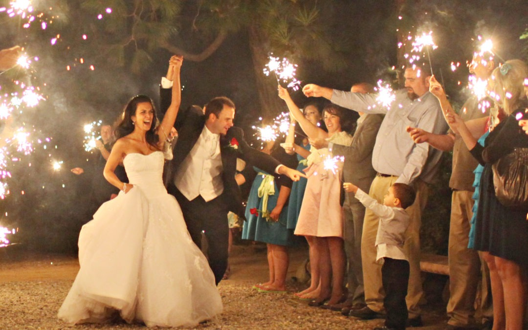 Going out with a Bang! Fantastic Wedding After Parties.