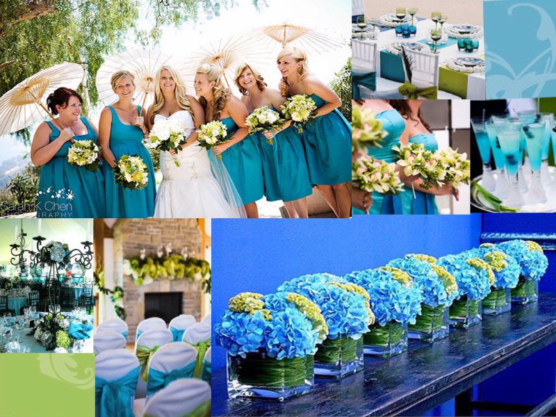 What Colors Can Do For Your Wedding