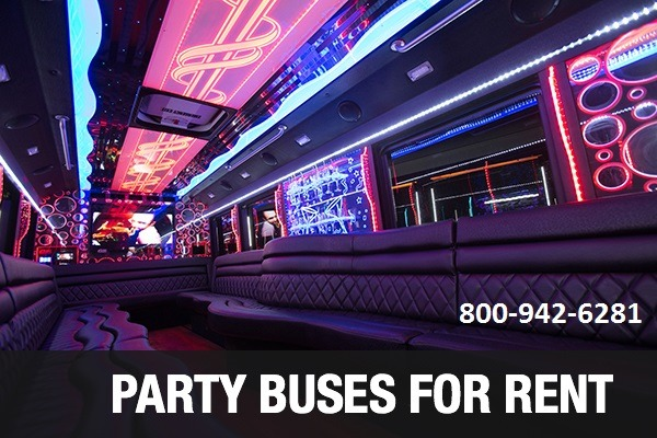 How to Get People to Show up to your Party: Knoxville Party Bus Rental