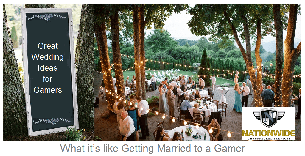 Great Wedding Ideas for Gamers