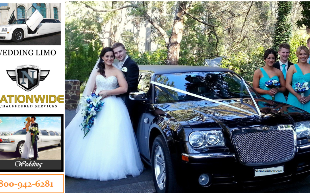 Book the Wedding Limo Service Early