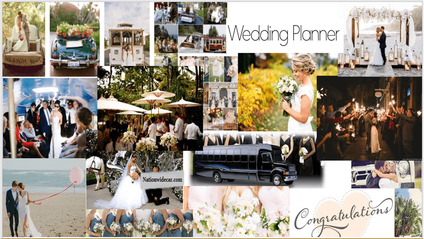 Why Wedding Planners Love Our Wedding Transportation