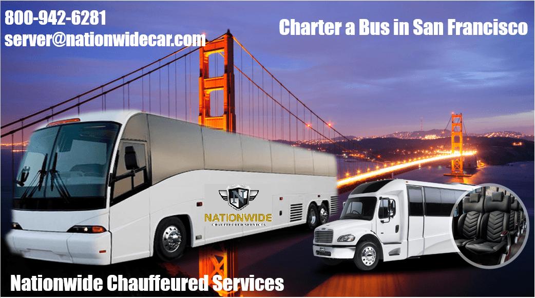 San Francisco Bus Charter