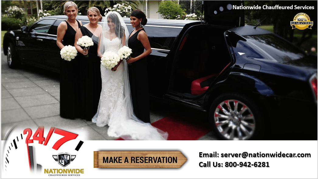 Different Types of Wedding Limousines