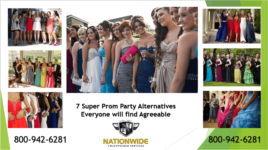 7 Super Prom Party Alternatives Everyone will find Agreeable