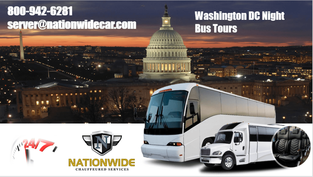Washington DC Bus Rental