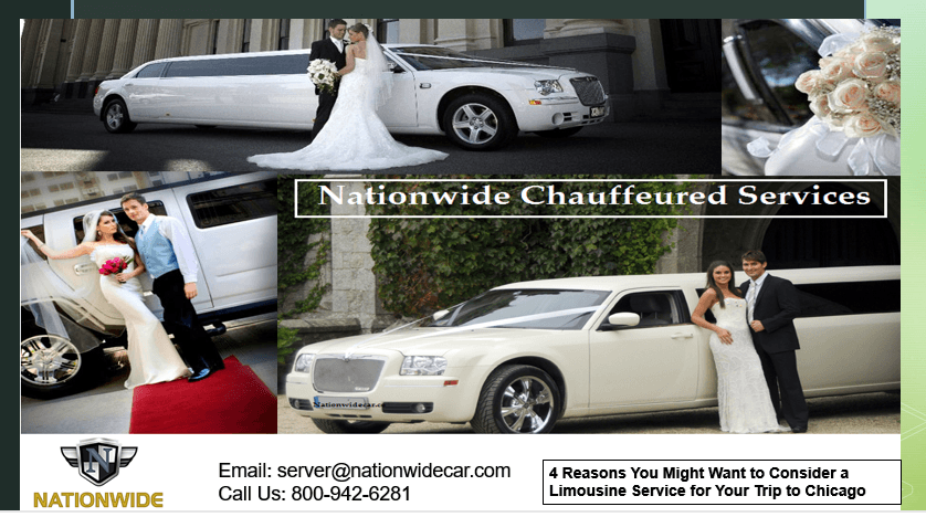 4 Reasons You Might Want to Consider a Chicago Limousine Service for Your Trip