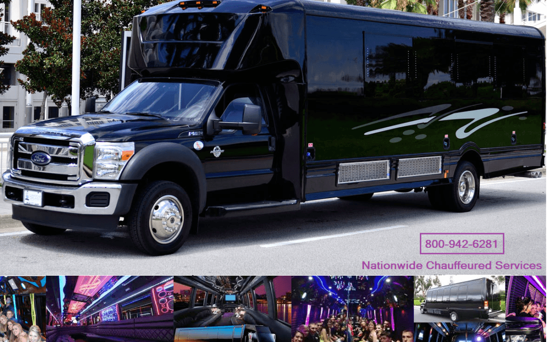 7 Big Reasons You Need a Party Bus for your Bachelor & Bachelorette Party