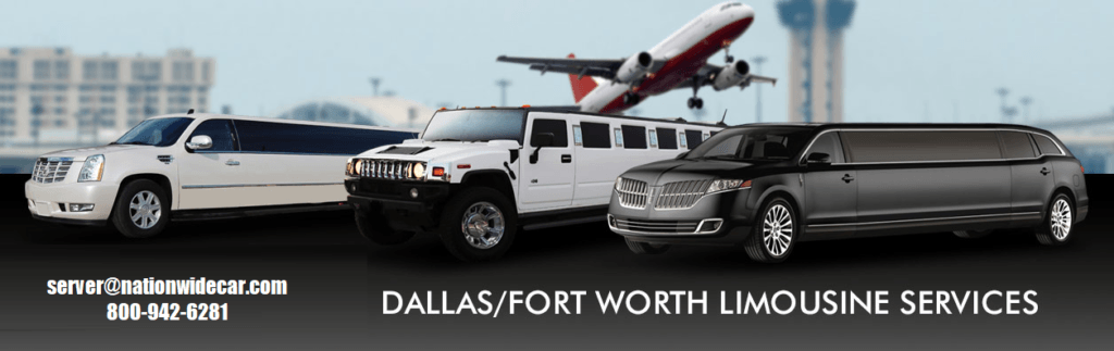 Airport limousine to DFW