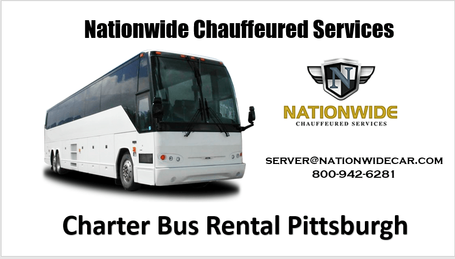 Celebrate your Dad this Father's Day with a gift of a Bus Rental in Pittsburgh and a Ticket to a Sporting Event.