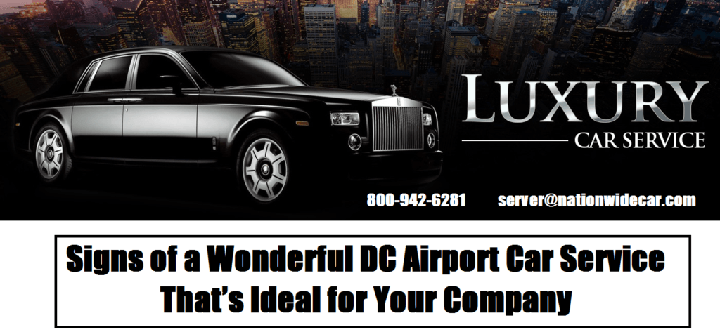Airport Car Service DC