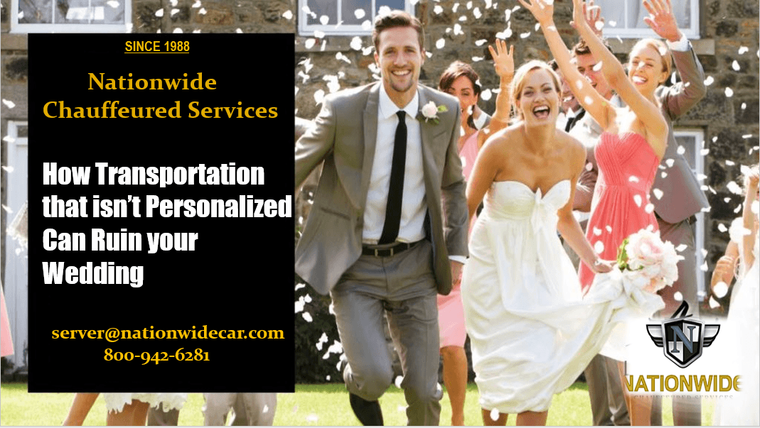 Why Personalized Transportation Will Transform your Wedding Day