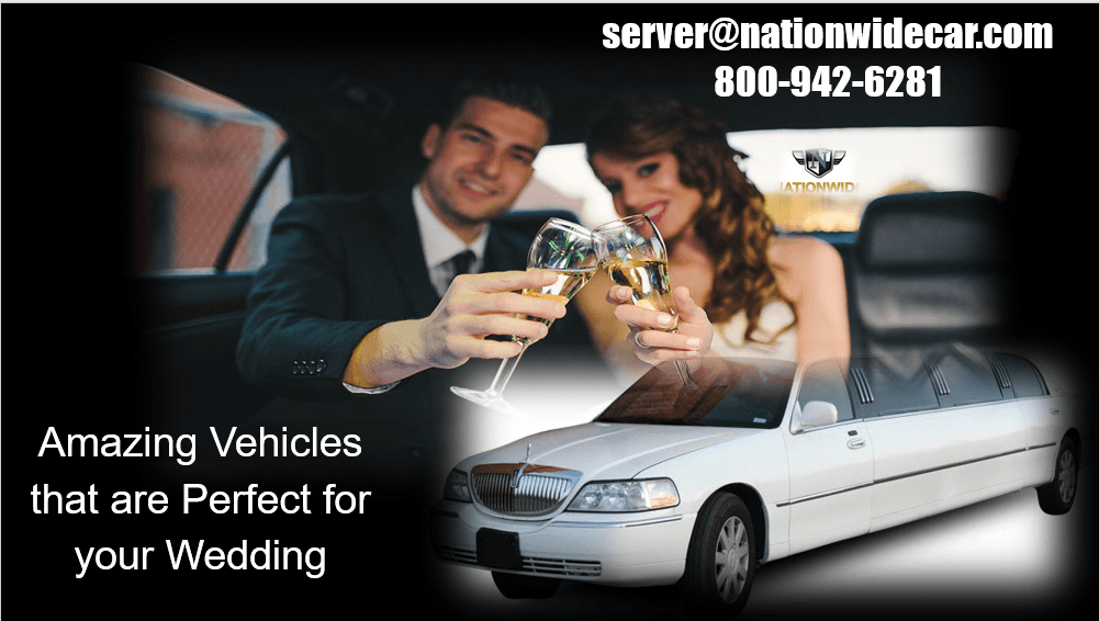 Best Vehicles for Wedding Transportation