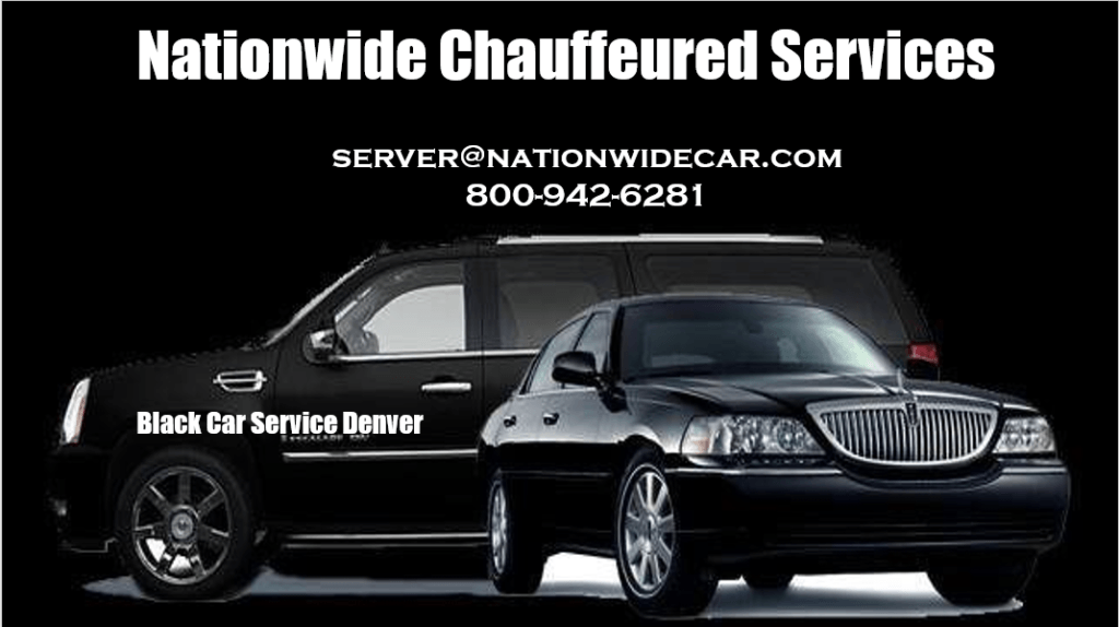 Denver Black Car Service
