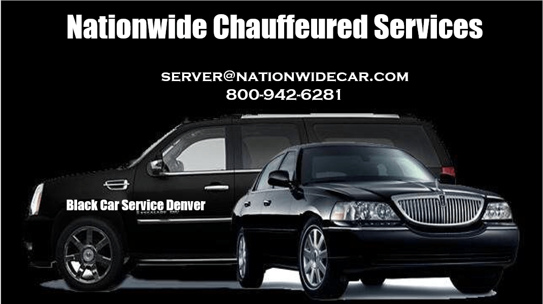 Airport Car And Limo Service Denver