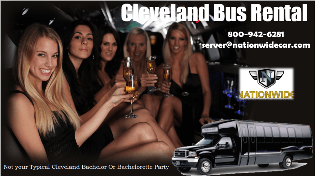 Charter Bus Cleveland