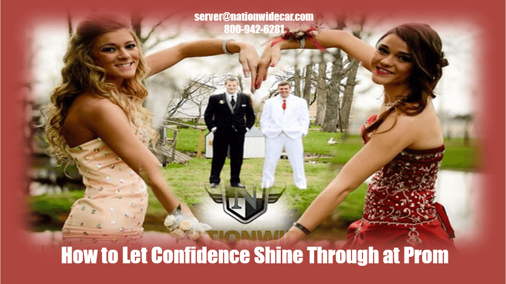 Practical Ways to be Confident for Senior Prom