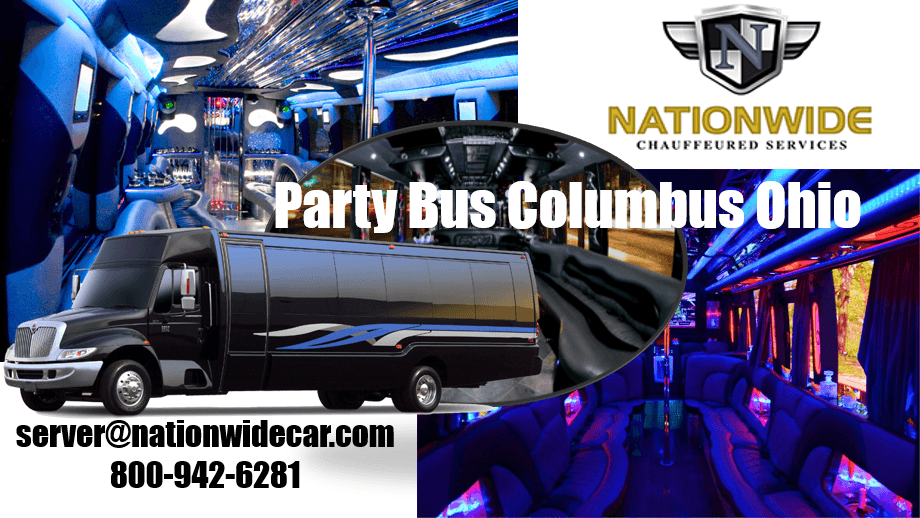 Columbus Party Bus Rental