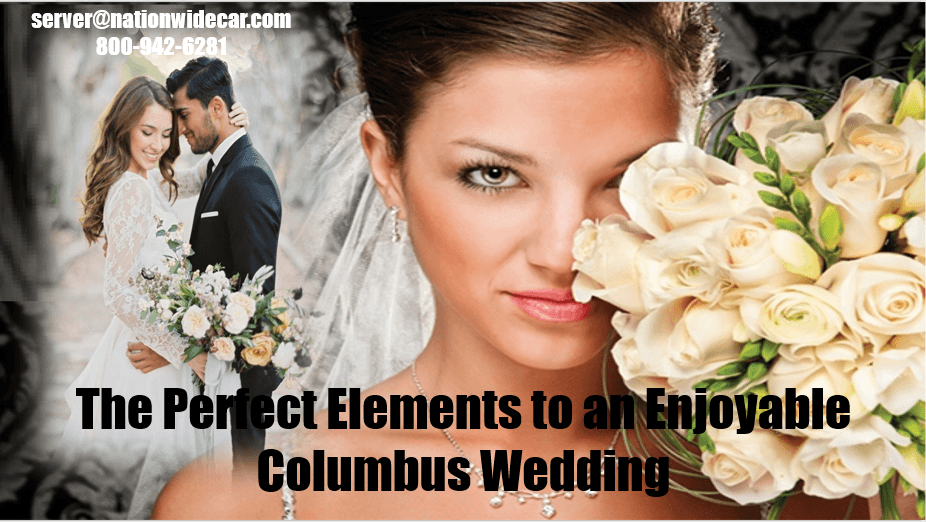 Important Elements to an Amazing Columbus Wedding