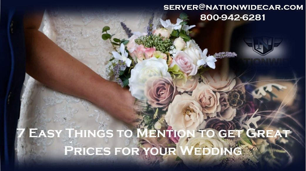 7 Easy Things to Mention to get Great Prices for your Wedding
