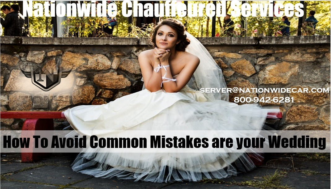 How To Avoid Common Mistakes are your Wedding