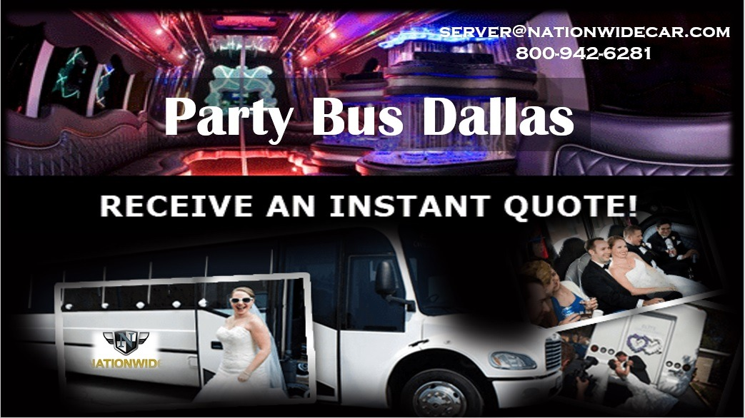 Party Bus Dallas TX